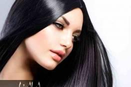كيف تجعلين شعركِ الأسود أكثر بريقاً؟