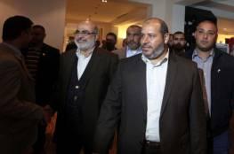 عودة وفد حماس برئاسة خليل الحية عبر معبر رفح