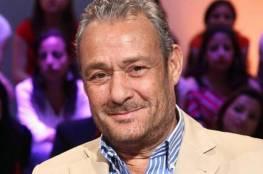 هكذا ظهر الفنان فاروق الفيشاوي بعد خضوعه للعلاج من السرطان