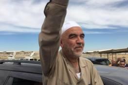 وزير اسرائيلي: مهمتي الآن إخراج الشيخ صلاح من اسرائيل وليبرمان واردان يهاجمانه بعنف