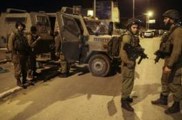 الاحتلال يشن حملة اعتقالات في مدن الضفة والقدس المحتلة