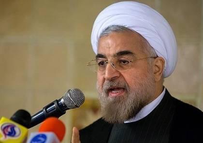 """الرئيس روحاني يحذر """"الحكام الجدد في السعودية"""" من """"قوة ومكانة إيران"""""""