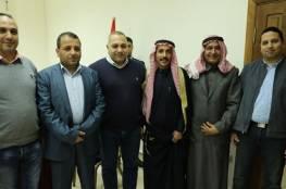 الوفد الأمني المصري يجتمع بالعشائر في غزة