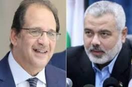 اسرائيل تنقل رسالة هامة الى حركة حماس عبر مصر