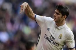 موراتا مهاجم ريال مدريد يتفوق على كريستيانو رونالدو