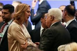 """ليفني :ضم اجزاء من الضفة """"خطأ تاريخي"""" واسرائيل تخطت نقطة اللاعودة"""