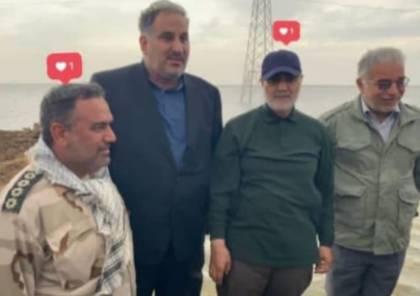 ايران : اغتيال احد مساعدي سليماني أمام منزله في خوزستان