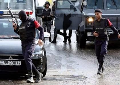 مقتل رجل أمن وإصابة 16 خلال مداهمة خلية إرهابية في السلط الاردنية