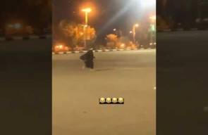 الرياض :شباب يعتدون على بائعة بحديقة العيدابي بجازان