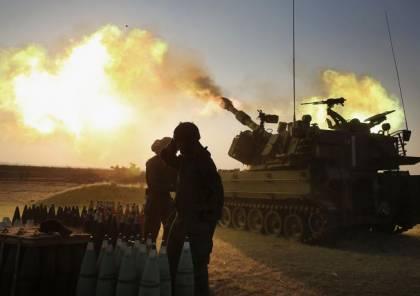 """جيش الاحتلال يقصف عدة اهداف وصفها """"بالمشبوهة"""" جنوب قطاع غزة"""