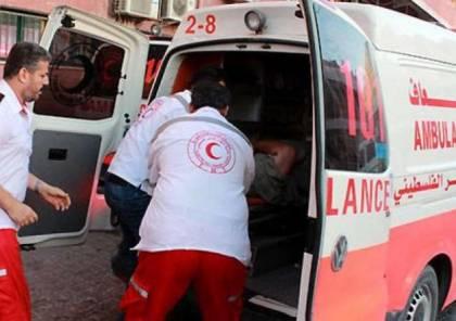إصابة شاب بالرصاص المعدني والعشرات بالاختناق في كفر قدوم