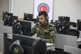 تركيا تفتتح مختبرا لتعليم اللغات للعسكريين في مدينة أريحا