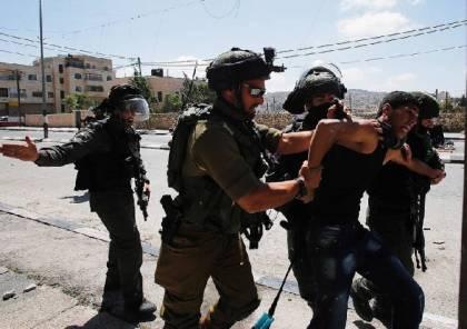 مواجهات واعتقال مواطنين في مناطق مختلفة بالضفة