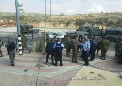 الاحتلال يطلق النار صوب شاب فلسطيني قرب طولكرم بزعم محاولة طعن
