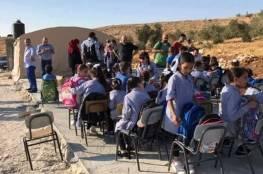 هيومن رايتس ووتش : هدم الجيش الإسرائيلي للمدارس بالضفة يمكن أن يرقى الى جرائم الحرب