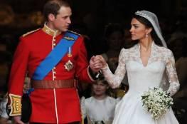 طلب ملكي غريب رفضت كيت ميدلتون تنفيذه يوم زفافها.. ما هو؟