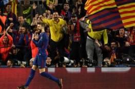 فيديو.. برشلونة يهزم روما برباعية ويقترب من المربع الذهبي