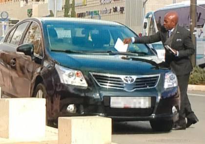 """""""ممثل دولة أنغولا"""" في تل أبيب يتلقى ضربة مزدوجة!"""