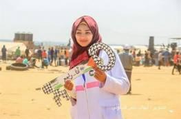 الأمم المتحدة تُبدي قلقها العميق بعد قتل المسعفة النجار في غزة