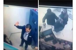 يحدث لأول مرة في الأردن: الشارع متعاطف مع لص بنك غير محترف