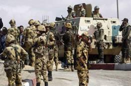 الجيش المصري يعلن مقتل قيادي بتنظيم بيت المقدس في سيناء
