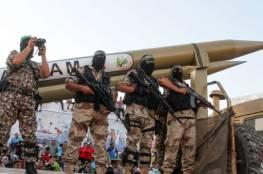 صاروخ حماس الجديد يقلق تل ابيب .. قصير المدى ويهدد كل غلاف غزة