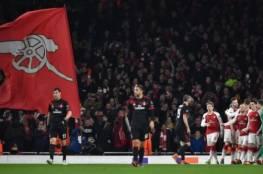 فيديو.. آرسنال يقصي ميلان ويصعد إلى ربع نهائي الدوري الأوروبي