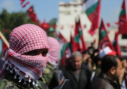 الديمقراطية: المقاومة الفلسطينية استطاعت ثلم قوة الردع الإسرائيلية