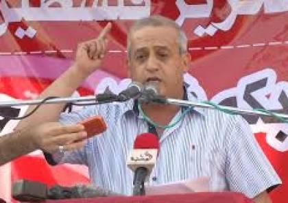مزهر: مواجهة صفقة القرن وورشة المنامة يجب أن تتضمن القيام بالخطوات التالية!