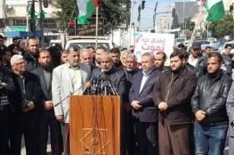غزة: الفصائل تدعو للتحرك العاجل لإنقاذ الوضع المأساوي في غزة