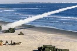 المقاومة تطلق 3 صواريخ تجريبية تجاه بحر غزة صباح اليوم