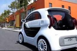 سيارة كهربائية ثلاثية الأبعاد في 3 أيام فقط.. والسعر منافس!
