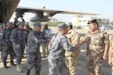 القاهرة: البدء في تدريبات عسكرية مصرية أردنية مشتركة