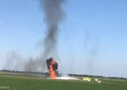 مصرع 16 من المشاة البحرية الأمريكية في حادث تحطم طائرة