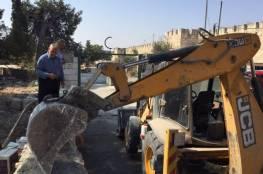 """الاحتلال يهدم منزلا باللد بذريعة البناء بدون """"ترخيص"""""""