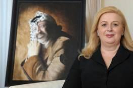 سهى وزهوة عرفات يهاتفان عهد التميمي ويهنئانها بإطلاق سراحها