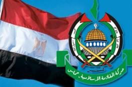حماس: القاهرة أبلغتنا رفضها توسيع حدود غزة على حساب سيناء ولقاء تيار دحلان انساني بحت