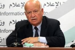 الأغا: تأجيل عقد مؤتمر المشرفين على شؤون الفلسطينيين