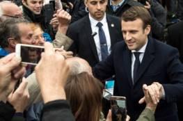 """أصغر رئيس في تاريخها .. انتخاب ماكرون """"39"""" عاما رئيسًا لفرنسا بنسبة 65%"""