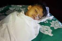 الطفل محمد السايس.. أول حالة وفاة اثر تلوث بحر غزة