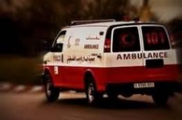 اصابة موقوف ألقي بنفسه من مبنى نيابة شمال غزة