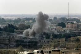 استشهاد شاب واصابة 3 اخرين في انفجار داخلي وسط قطاع غزة