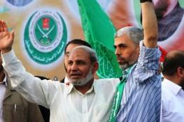 """بالأسماء .. النتيجة الكاملة لانتخابات """"حماس"""" الداخلية في غزة"""