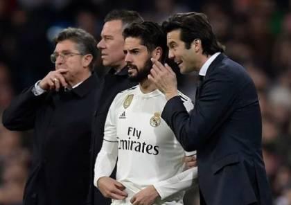 سولاري يصدم جماهير ريال مدريد برفضه ضم لاعبين جدد