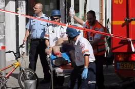 إصابة 18 إسرائيليا في حادث سير شمال تل ابيب