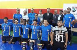 مشاركة فلسطينية في بطولة الاندية العربية للمصارعة الرومانية بالاردن