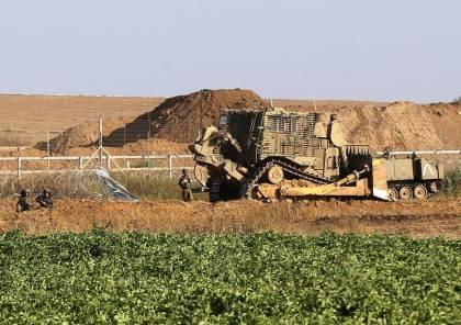الاحتلال يطلق النار صوب الاراضي الزراعية شرق خانيونس