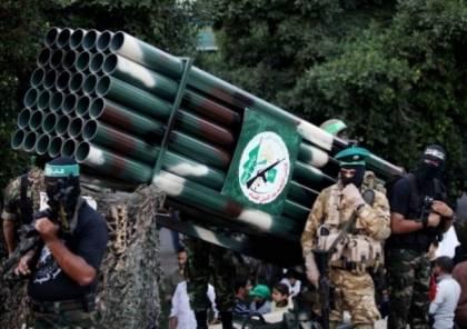 تل أبيب: حماس ابتدعت منظومة تقنية قادرة على إطلاق المئات من الصواريخ وبكبسة زرٍّ واحدةٍ تصِل حيفا