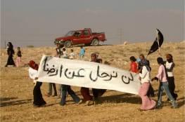 للمرة الـ145: شرطة الإحتلال تهدم قرية العراقيب وتشرد سكانها