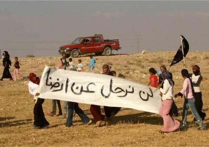 سلطات الاحتلال تهدم العراقيب للمرة 140
